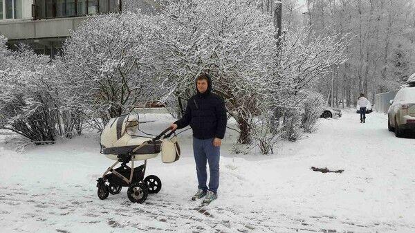 Фото мужчины Саша, Москва, Россия, 30