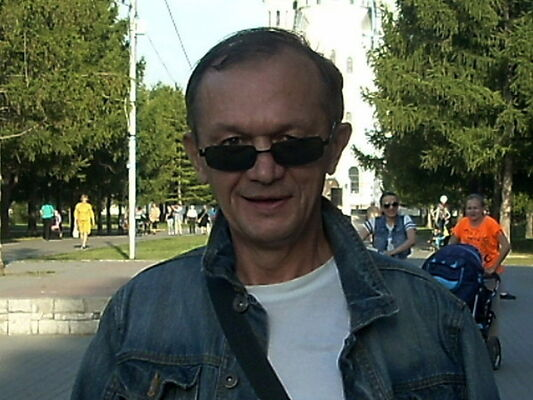 Фото мужчины Сергей, Новосибирск, Россия, 60