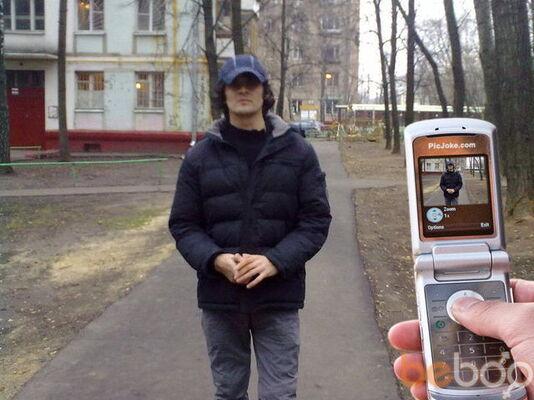 Фото мужчины хулиган, Москва, Россия, 35